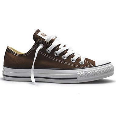 Converse - Chuck Taylor Classic Low  Brown کانورس