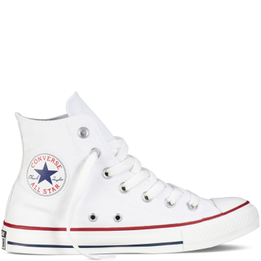 Converse - Chuck Taylor Classic Hi White کانورس