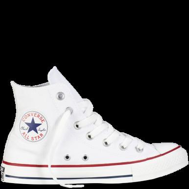 Converse - Chuck Taylor Classic Hi White کانورس