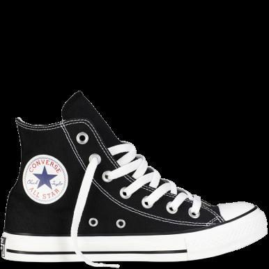 Converse - Chuck Taylor Classic Hi Blackکانورس