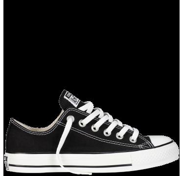 Converse - Chuck Taylor Classic LOW BLACK