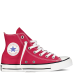 Converse - Chuck Taylor Classic Hi RED