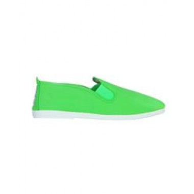 Flossy - Luna green white Sole Colors