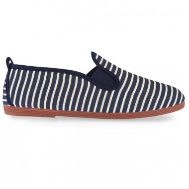 Flossy - Stripes Alfaro Navy فلــوسـی