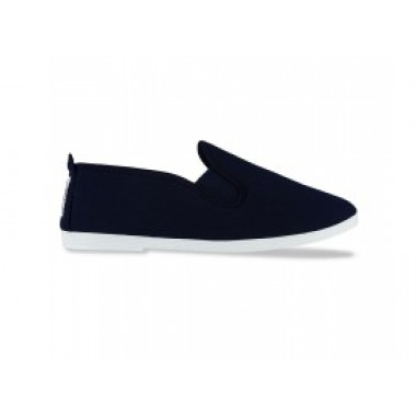 Flossy - Luna Navy white Sole Colors