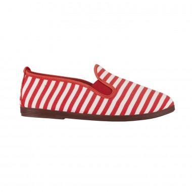 Flossy - Stripes Corella Red فلــوسـی