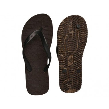 AMAZONAS - FLIPFLOP MEN BROWN/BLACK 427837 صندل آمازونا